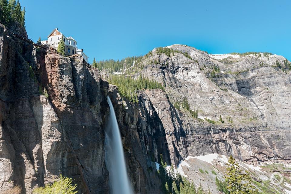 Veil Falls Telluride, Colorado